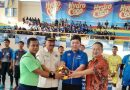 <span style='color:#ff0000;font-size:12px;'>Hydro Coco National Futsal Tournament </span><br> Hasil Pertandingan Hari Pertama Hydro Coco National Futsal Tournament