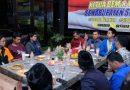 Kapolresta Sidoarjo Ngopi Bareng BEM dan Organisasi Kemahasiswaan