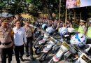 450 Personel Gabungan di Sidoarjo Siap Jaga Kondusivitas Pelantikan Presiden dan Wakil Presiden RI