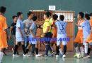 <span style='color:#ff0000;font-size:12px;'>Liga Internal Futsal Sidoarjo 2019  </span><br> Kopikimi FC Menang Besar di Laga Pembuka