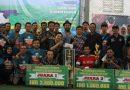 Turnamen Futsal Kartar Cup di Sukodono Diagendakan Ditingkatkan se-Sidoarjo atau se-Jawa Timur