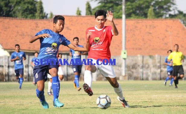 <span style='color:#ff0000;font-size:12px;'>Liga 3 Jatim 2019 </span><br> Batal dapat Penalti, Persida Ditahan Pamekasan FC