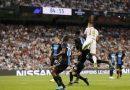 <span style='color:#ff0000;font-size:12px;'>Liga Champions  </span><br> Real Madrid Nyaris Kalah, Cetak Gol Penyama, setelah Lawan Bermain 10 Pemain