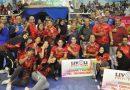 Voli Putri Bank Jatim Hat-trick Juara Livoli Divisi Utama