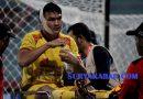 <span style='color:#ff0000;font-size:12px;'>Delapan Besar Liga 2 2019  </span><br> Sriwijaya FC Kontra Persewar Berlangsung Keras, Bobby Satria Dilarikan ke Rumah Sakit