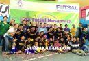 <span style='color:#ff0000;font-size:12px;'>Bojonegoro Futsal Tournament and Charity </span><br> Buana Mas FC Tidak Ikut Bojonegoro Futsal Tournament and Charity 2019, karena Ini