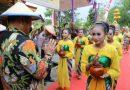 Desa Seketi Sidoarjo Promosikan Wisata Kampung Bambu Lewat Pawai Budaya
