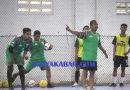 Ini Materi Latihan yang Sudah Dijalani Skuad Futsal Pra PON Jatim