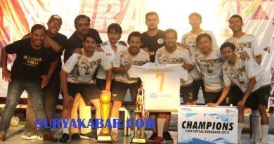 garuda emas juara 19