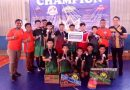 Great Grace U-11 dan Mandala FC U-14 Juara Great Grace Futsal Festival East Java