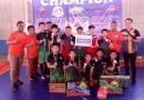 Great Grace U-11 dan Mandala FC U-14 Juara Great Grace Futsal Festival East Java
