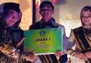 Dinobatkan Jadi Juara Duta Anti Narkoba Sidoarjo 2019, Begini Komentar Hafizh Wisaam Rafii