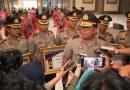 Sertijab Beberapa Pejabat Utama dan Kapolres, Kapolda Jatim Harap Tingkatkan Pelayanan Publik