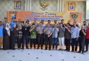 Tim Puslitbang Polri Lakukan Penelitian dan Supervisi di Polresta Sidoarjo