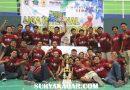 <span style='color:#ff0000;font-size:12px;'>Liga Internal Futsal Sidoarjo 2019  </span><br> Usai Rebut Juara Divisi I LIFS 2019, AWS FT Agendakan Ikuti Beberapa Turnamen