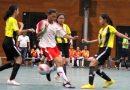 <span style='color:#ff0000;font-size:12px;'>Turnamen Hero Cup Kota Surabaya 2019  </span><br> Meta Putri Pesta Gol, Sheva Imut Hat-trick