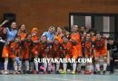 <span style='color:#ff0000;font-size:12px;'>Turnamen Hero Cup Kota Surabaya 2019  </span><br> Ini Hasil Pertandingan Lengkap dan Klasemen Kategori Putri Hero Cup, Putri NPS Pimpin Klasemen