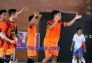 <span style='color:#ff0000;font-size:12px;'>Turnamen Hero Cup Kota Surabaya 2019  </span><br> Ketinggalan Tiga Gol, PP FC Bangkit untuk Kalahkan Pelindo III FC