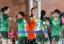 <span style='color:#ff0000;font-size:12px;'>Turnamen Hero Cup Kota Surabaya 2019  </span><br> Buntu Di Babak Pertama, Putri NPS Kalahkan Meta Putri