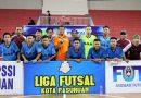 Ini Distribusi Juara Liga Futsal Kota Pasuruan 2019