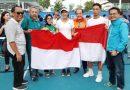Petenis Jatim Berjaya di SEA Games 2019 Manila, Raih Tiga Emas untuk Indonesia