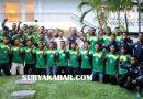 Wagub Jatim Emil Dardak Kunjungi Skuad Sepak Bola Pra PON Jatim, Ini Pesannya