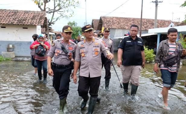 banjir kapolres