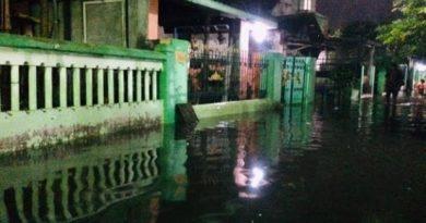 banjir magersari