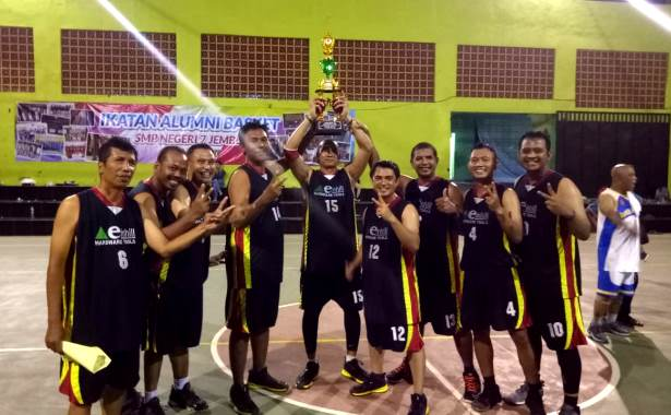 basket mgmp pjok surabaya runner up