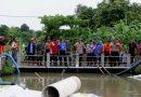 Atasi Banjir Tanggulangin, Wabup Perintahkan Normalisasi Sungai dan Bongkar Bangunan Liar