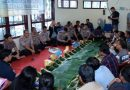 Peringati HPN 2020, Kapolresta Sidoarjo Berkunjung ke Balai Wartawan, Ajak Tangkal Hoax