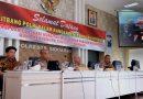 Polresta Sidoarjo Sambut Kunjungan Kerja Puslitbang Polri