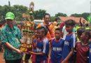 Kecamatan Waru Juara Liga Sepak Bola SD/MI se-Sidoarjo