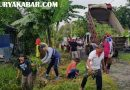 Tetap Waspadai Covid-19, Warga Ngampelsari Candi Sidoarjo Kompak Bakti Lingkungan di Perumahan Taman Candiloka Cegah DBD