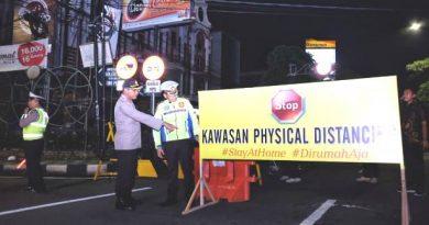 physycal distancing