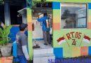 Warga Perumahan Taman Candiloka Sidoarjo Berinisiatif Lakukan Penyemprotan Desinfektan