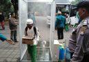 Ratusan Santri Ponpes Sidogiri Pulang ke Sidoarjo, Polresta Sidoarjo Lakukan Pengecekan Kesehatan Antisipasi Covid-19