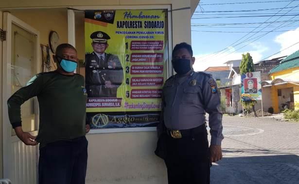 banner himbauan