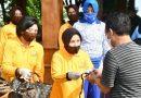 Dharma Pertiwi Daerah E Gelar Rapid Test Terhadap 250 Warga dari Beberapa Kecamatan di Surabaya
