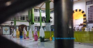 masjid al ikhlas bluru