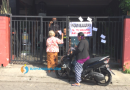 Warga di Sidoarjo Bikin Pagar Kejujuran Rayakan Lebaran Ditengah Pandemi Covid-19