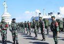 Satgas Yonif Mekanis 516/CY Disiagakan di Perbatasan Indonesia – Papua Nugini
