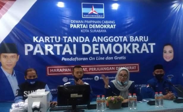 demokrat surabaya kta