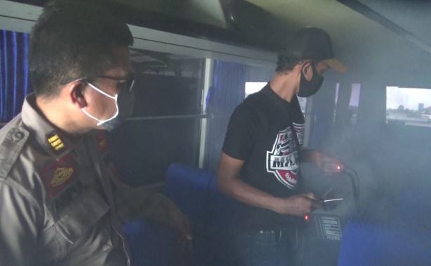 fogging kendaraan