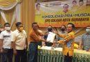 Didukung 31 PK, Arif Fathoni Hampir Pasti Terpilih sebagai Ketua Golkar Surabaya secara Aklamasi