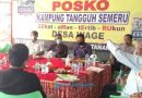 Bamag LKKI Menilai Desa Wage, Taman, Sidoarjo Mampu Tangani Corona