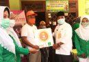 Fatayat NU Sidoarjo dan BTPN Syariah Bantu Posyandu dan Renovasi serta Bangun Ponten Umum