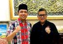 <span style='color:#ff0000;font-size:12px;'>Pilkada Surabaya  </span><br> Gus Hans Ketemu Hasto, Golkar Tetap Komitmen Dukung MA