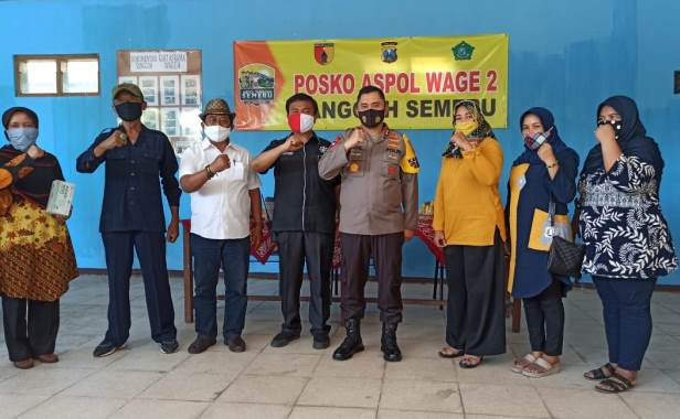 kapolda di aspol wage