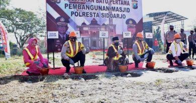 masjid polresta sda batu pertama